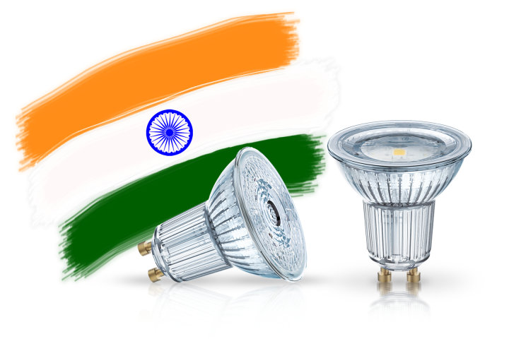 LED lamps Made in India