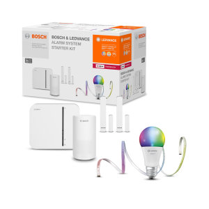 LEDVANCE and BOSCH Smart Home launch smart product bundles for a safe home