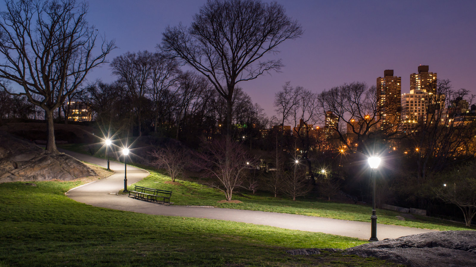 Park lighting