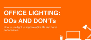 Infographic: Office lighting