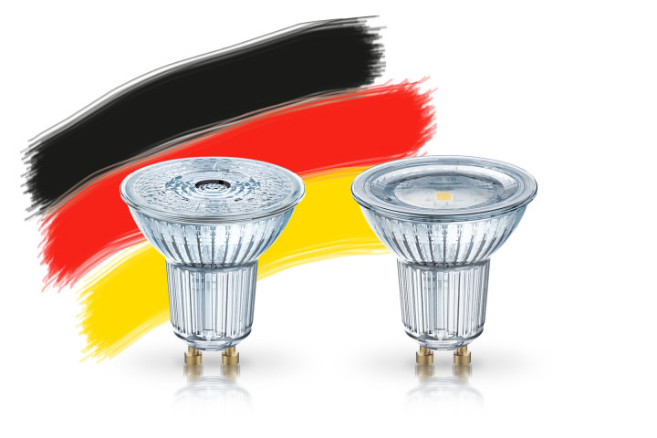 Made in Germany PARATHOM PAR16
