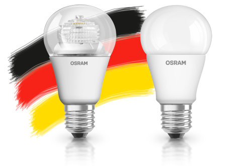Made in Germany OSRAM PARATHOM Classic A