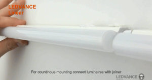 Installationsvideo Linear LED