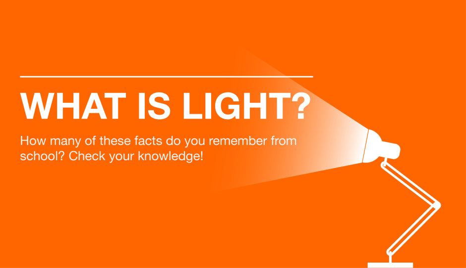 Infographic: What is Light?