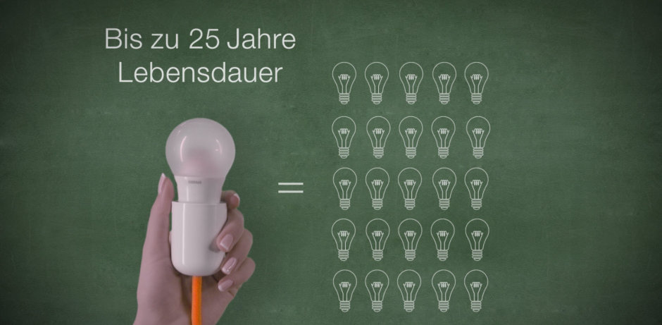 Building KnowLEDge: Wie effizient sind OSRAM LED-Lampen?