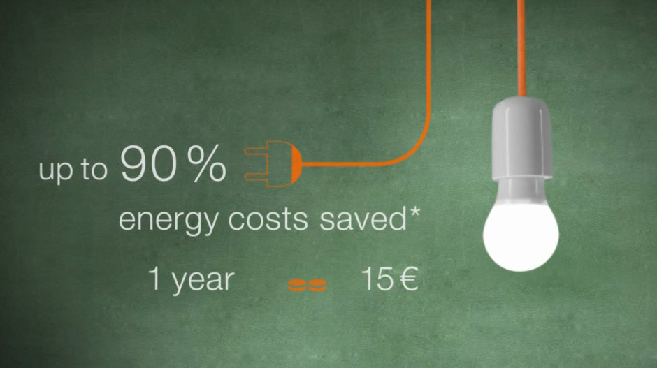 Building KnowLEDge: How much money can I save with OSRAM LED lamps?