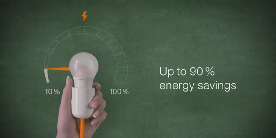 Building KnowLEDge: How efficient are OSRAM LED light bulbs?