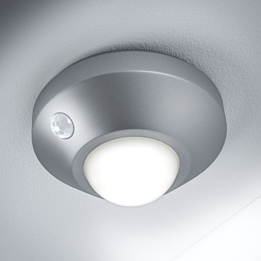 NIGHTLUX Ceiling Silver