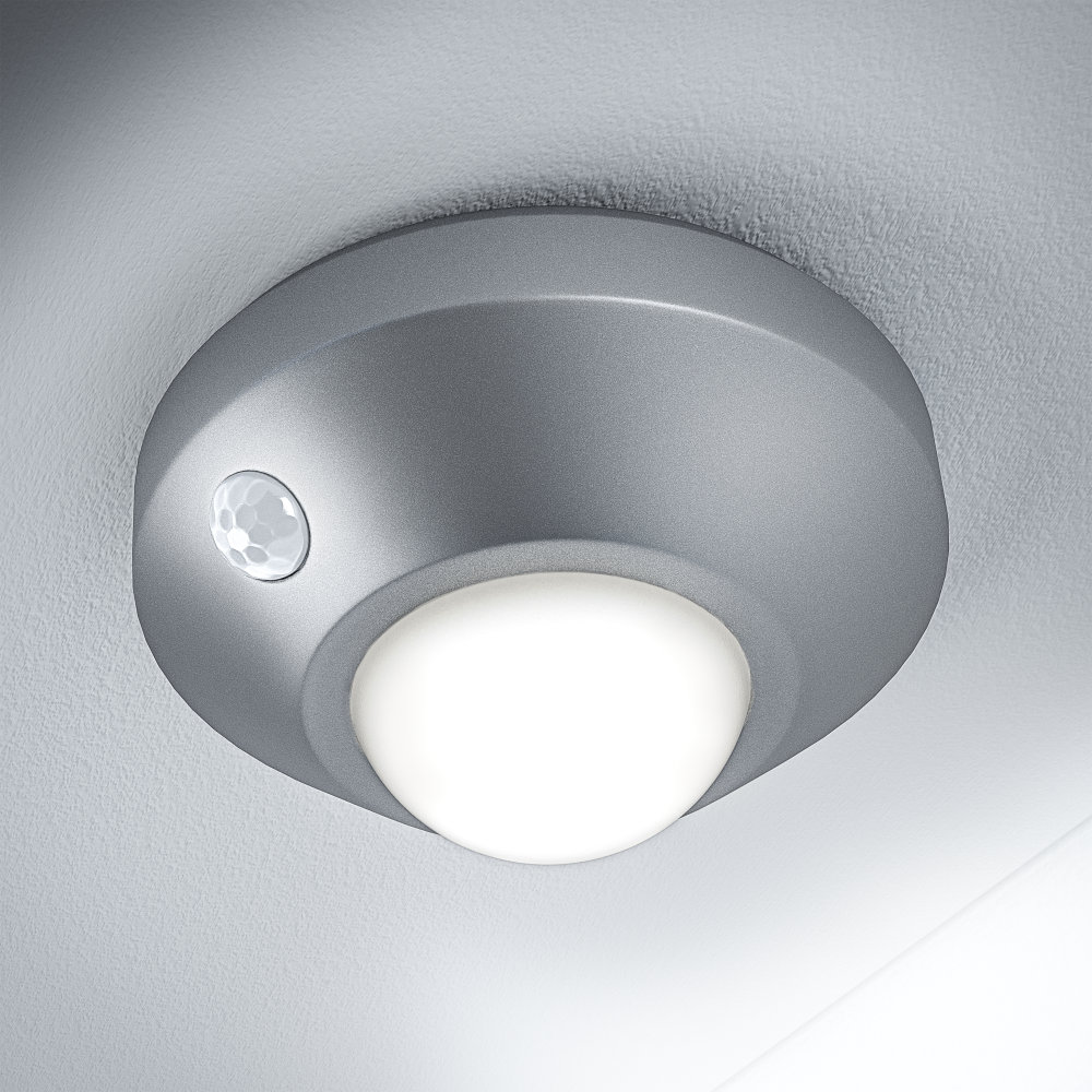 NIGHTLUX Ceiling argento