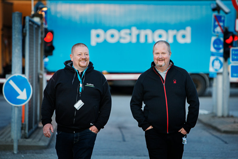 PostNord on track to meet its 2020 environmental goals