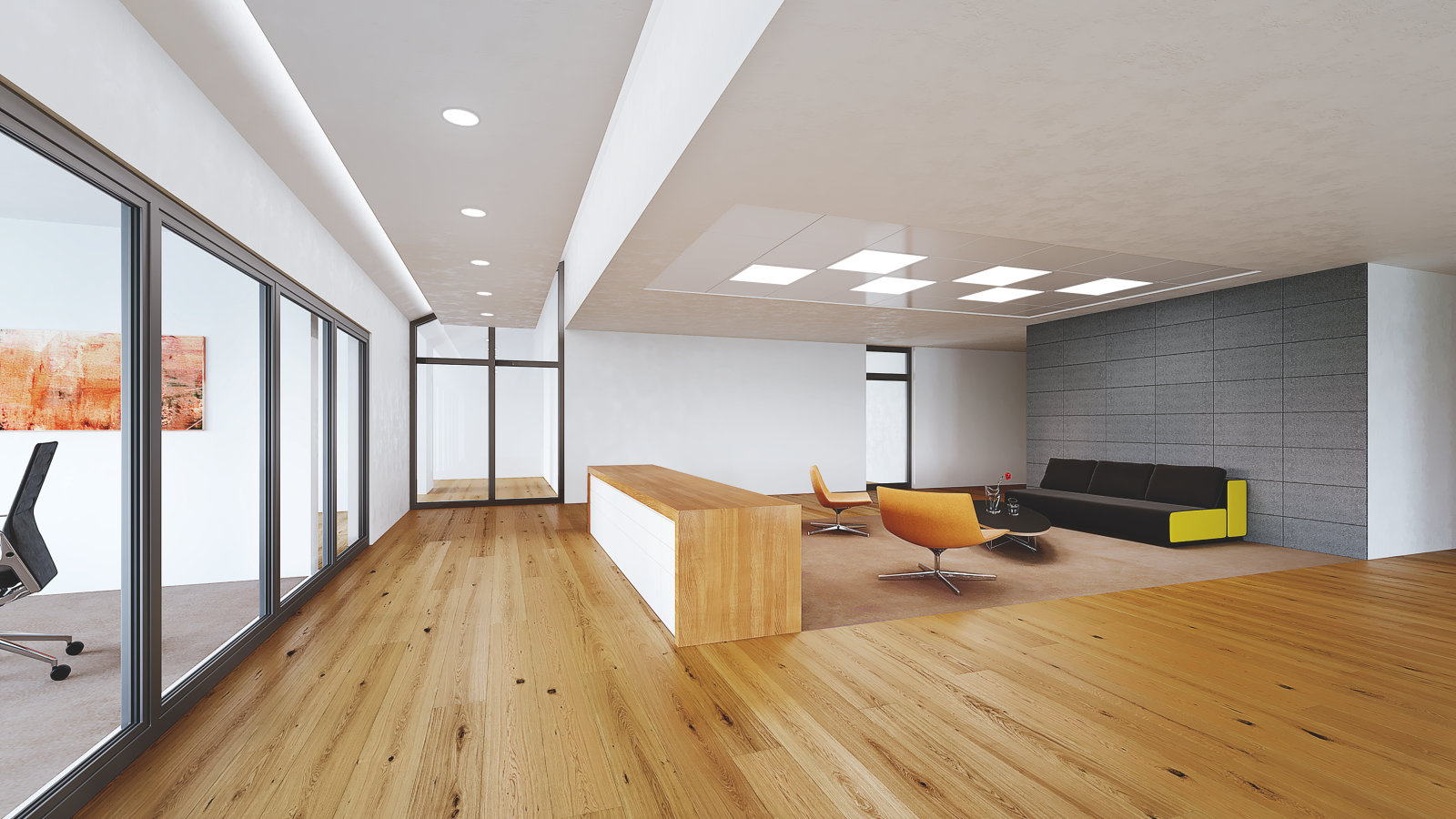 LEDVANCE Office Downlight