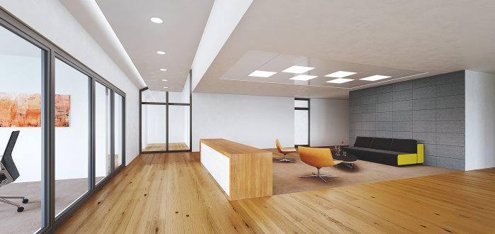 LED luminaires application areas