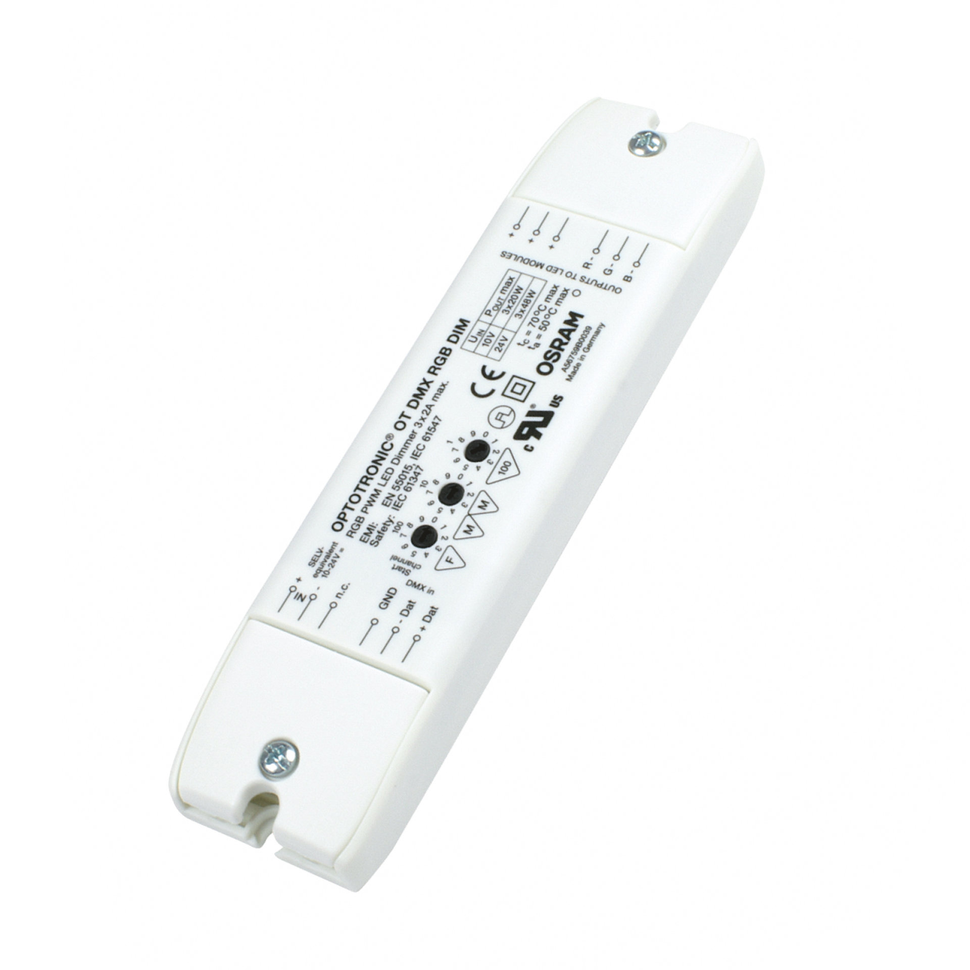 CV Dimmers with DMX