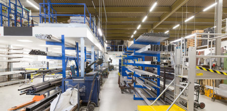Case Study: 68 % energy savings in manufacturing facility