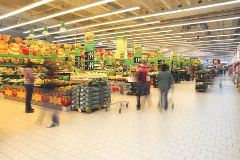 Supermarkt lighting teaser