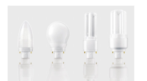 Compact fluorescent lamps without integrated control gear by ...