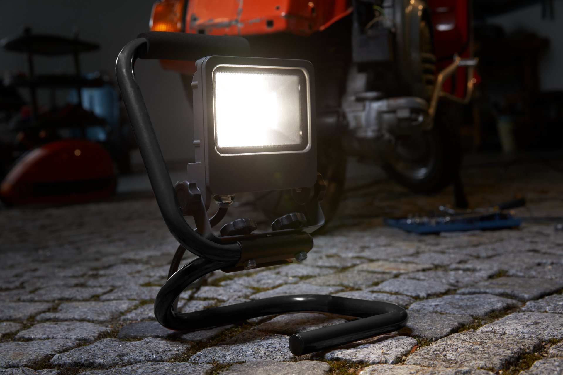LED Worklights S-Stand