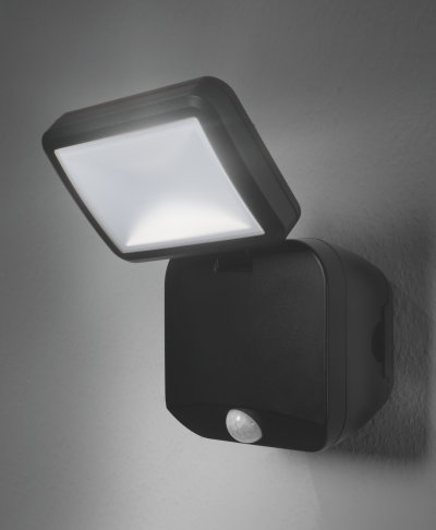 Battery LED Spotlight Single BK