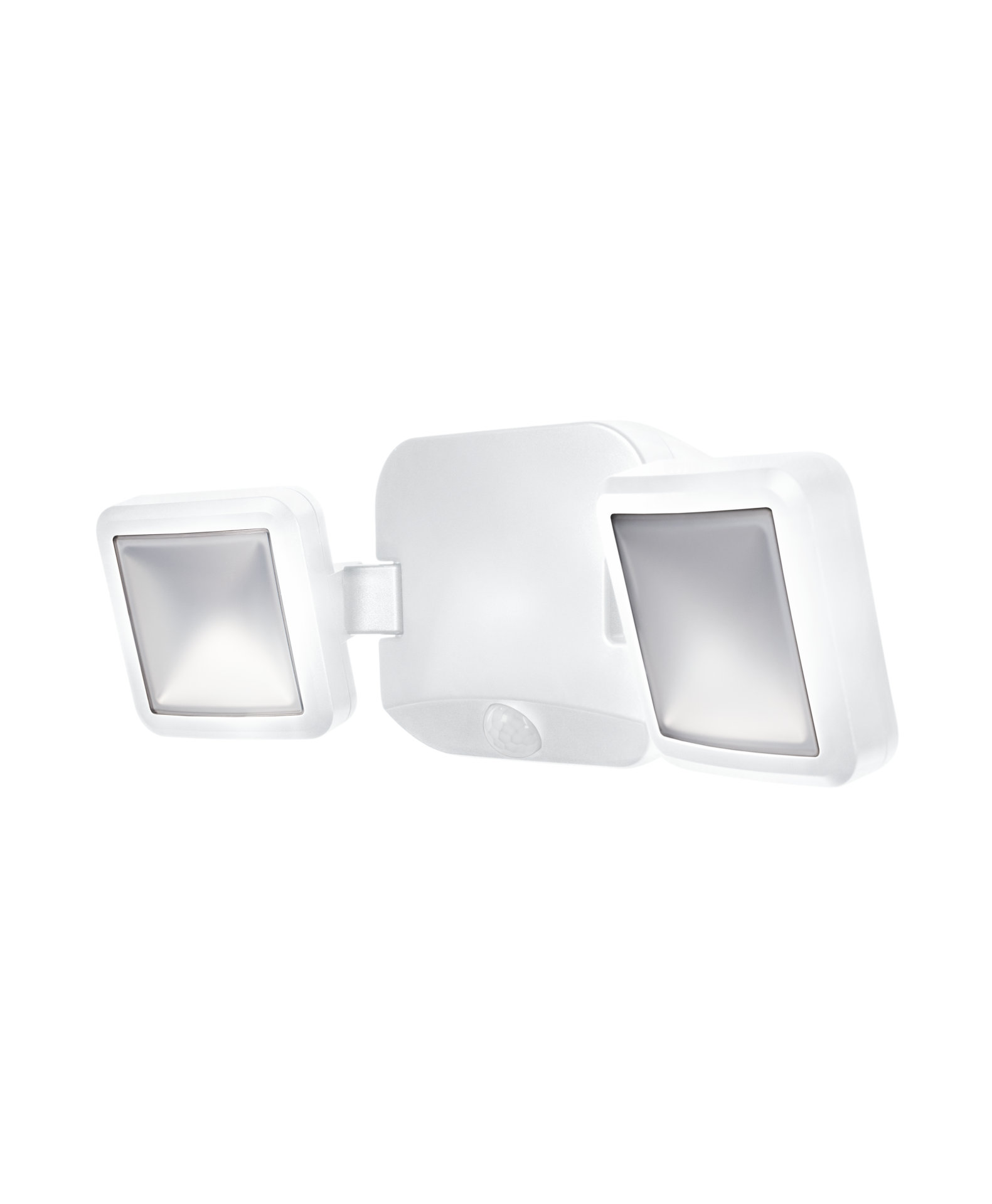 Battery LED Spotlight Double