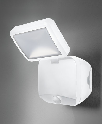 Battery LED Spotlight Single WT