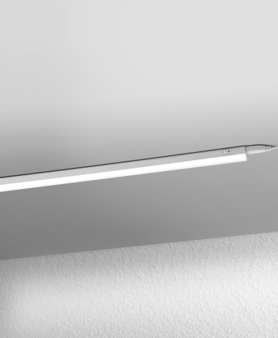 LED Switch Batten 300mm 4W 830