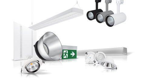 LED armaturen