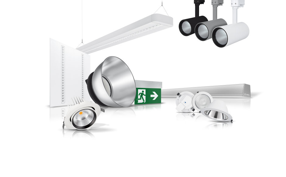 The new LED luminaires
