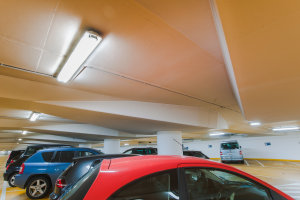 LEDVANCE SubstiTUBE T8 Connected improves smart lighting for car parks, industry and warehouses
