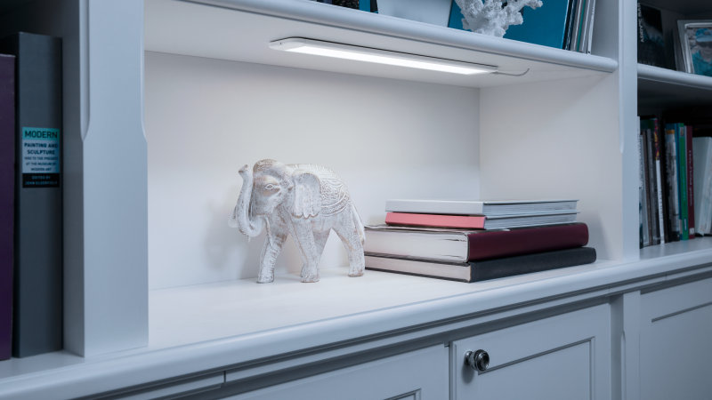 SMART+ ZigBee Convertible/Edge Lit Under Cabinet Light