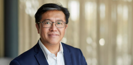 CEO Lawrence Lin