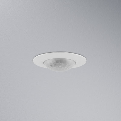SENSOR CEILING FLUSH 360DEG IP20 WT