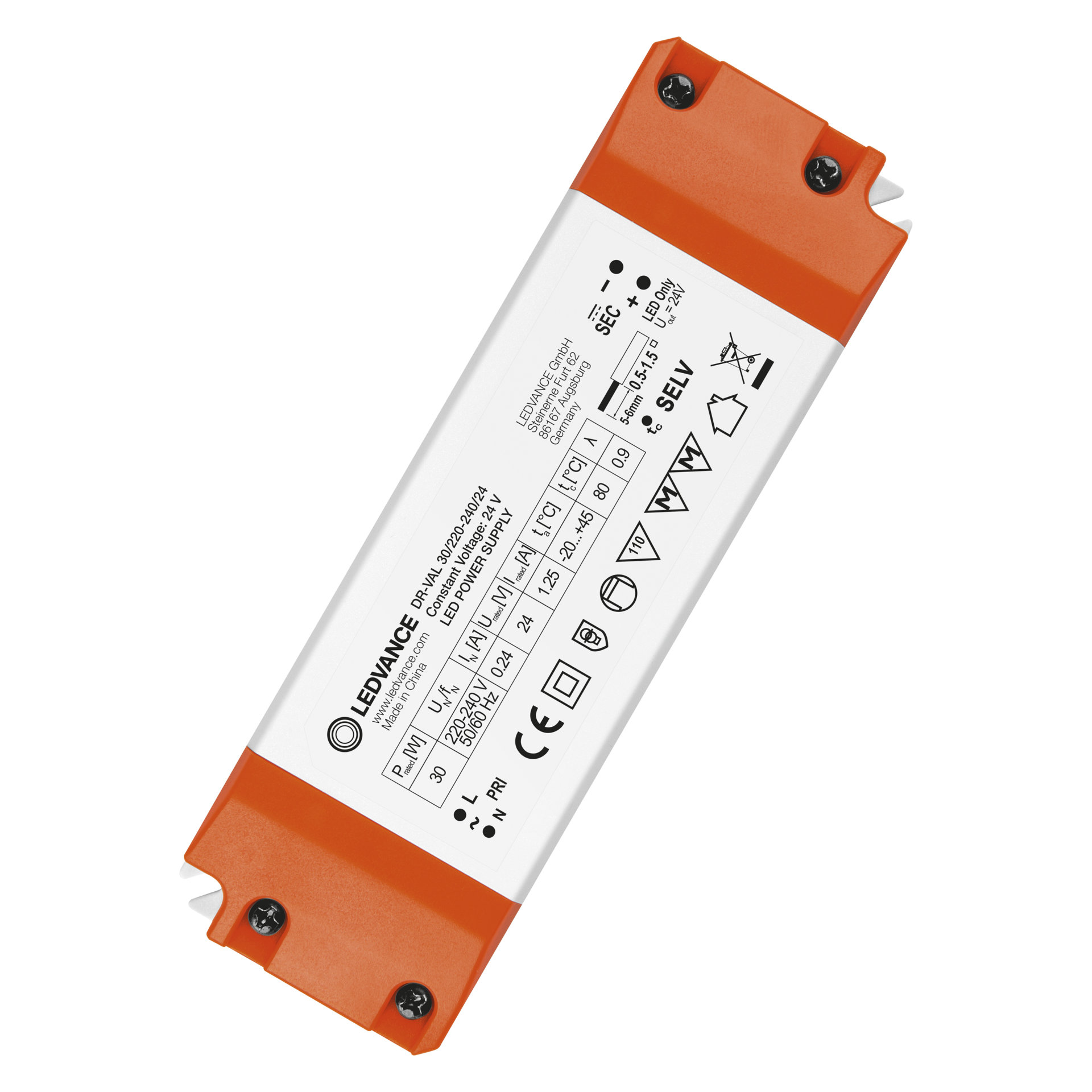 LED DRIVER VALUE