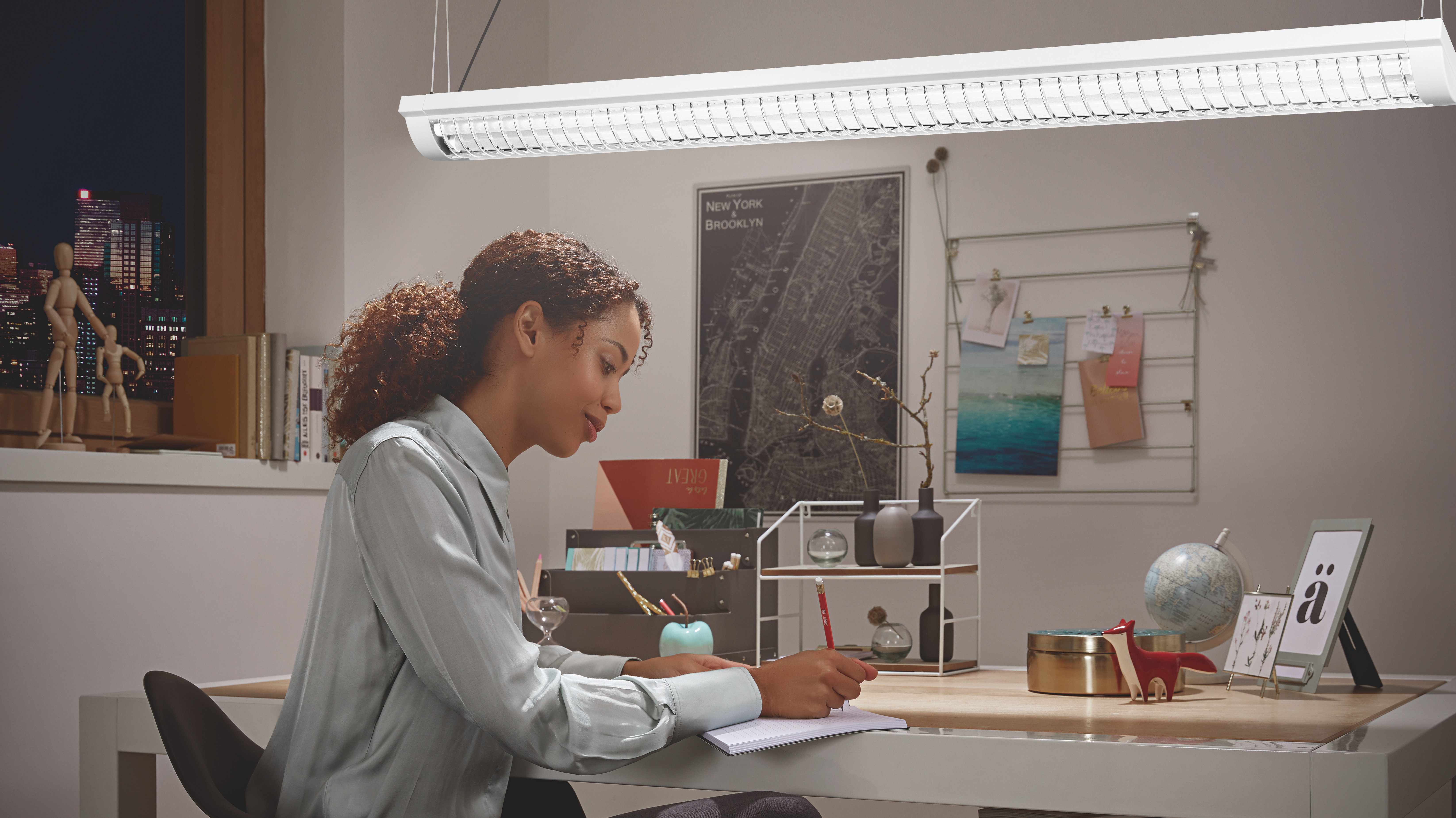 Perfect Study Or Home Office Led Lighting Ledvance