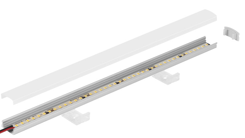 LED Strip System Profiles