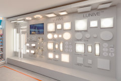 the new timeless luminaire portfolio presented at Light & Building 2016