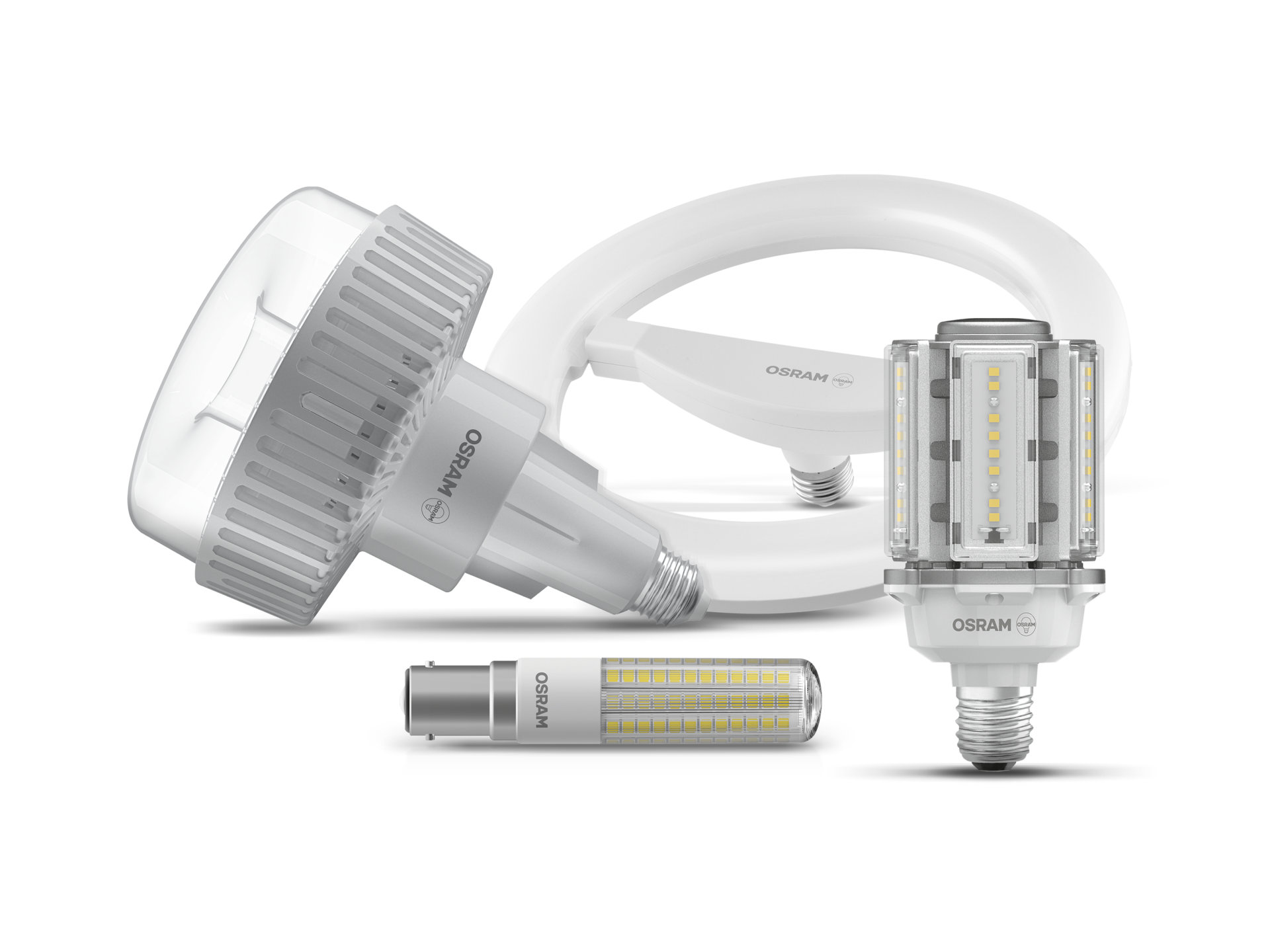 LED lamps for special applications