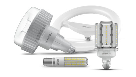 Special LED lamps