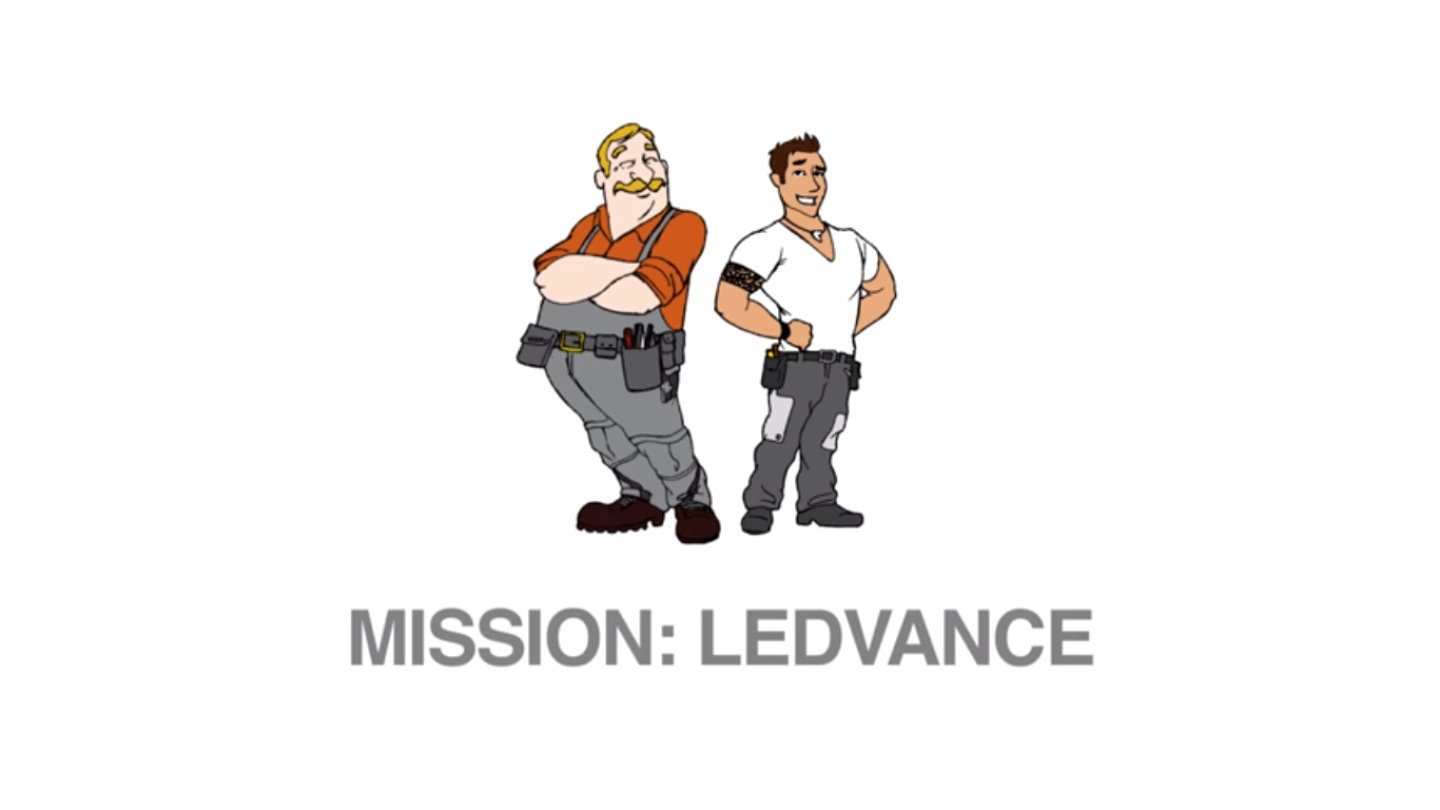 Light Guys - Mission: LEDVANCE preview