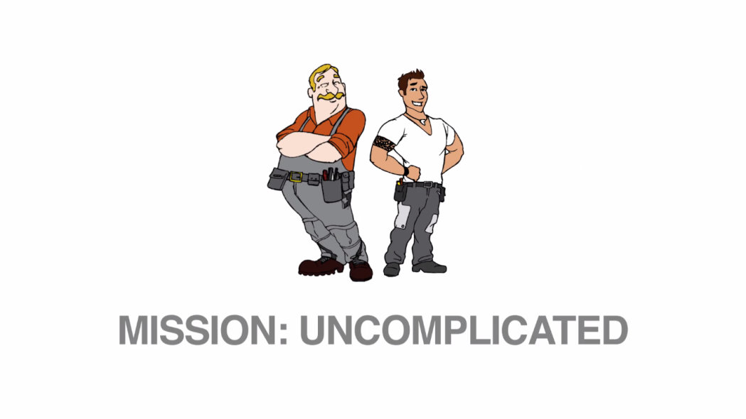 Light Guys - Mission: Uncomplicated preview