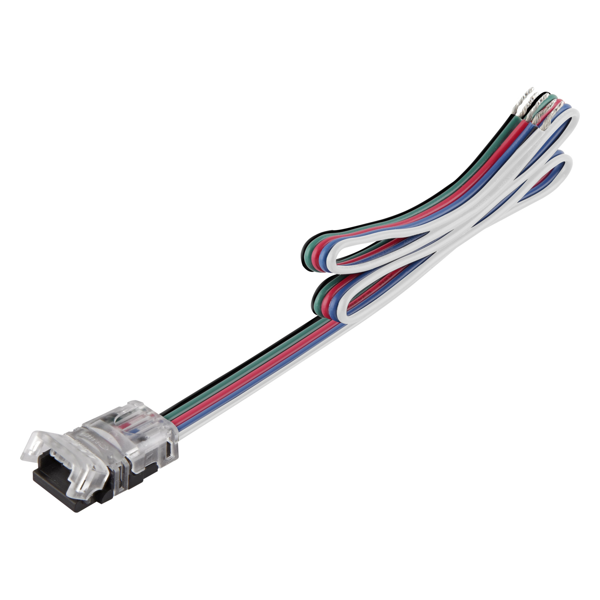 RGBW LED Strip Connectors Connettori per strisce LED RGBW professionali