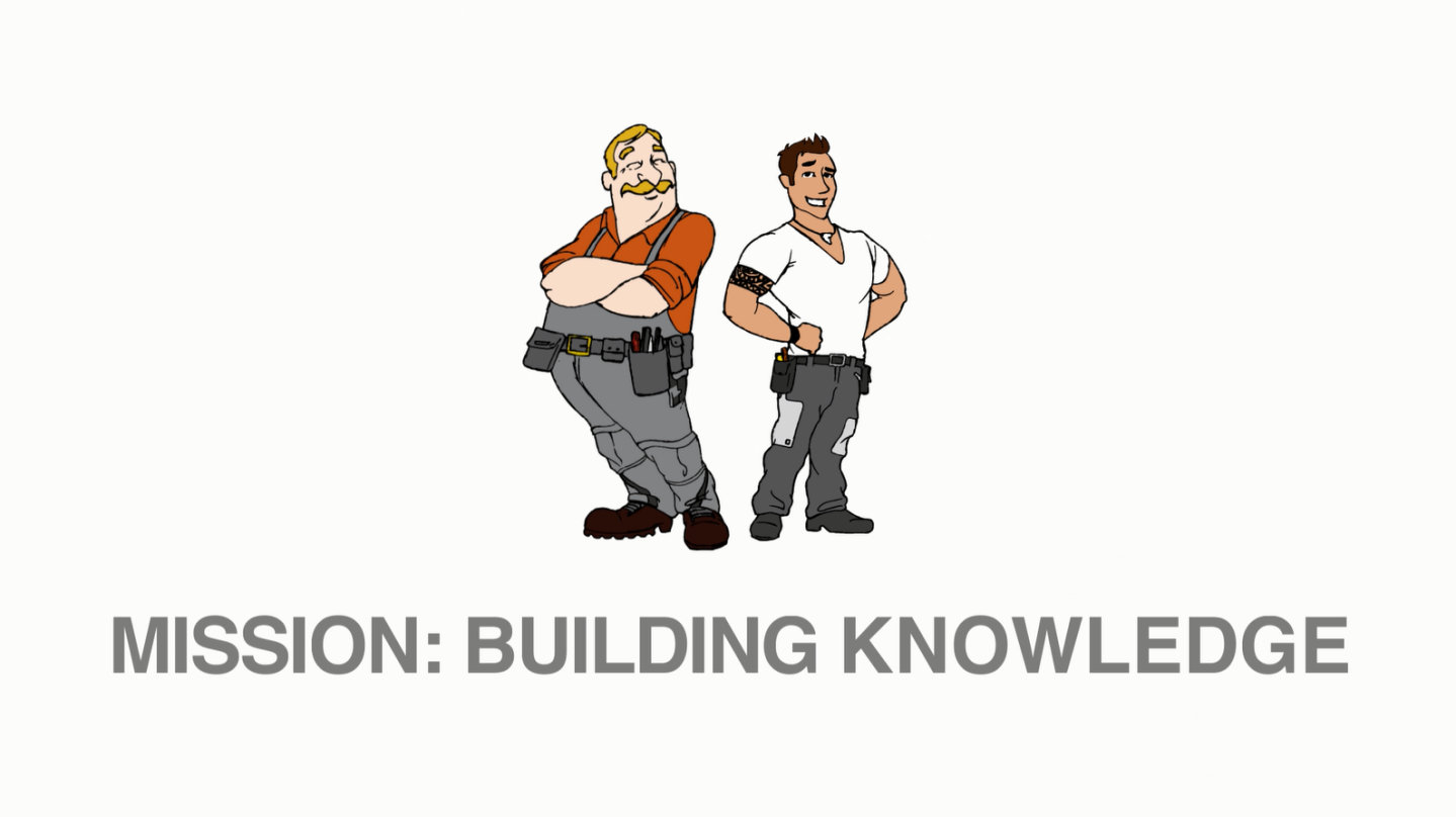 Light Guys - Mission : Building KnowLEDge - aperçu