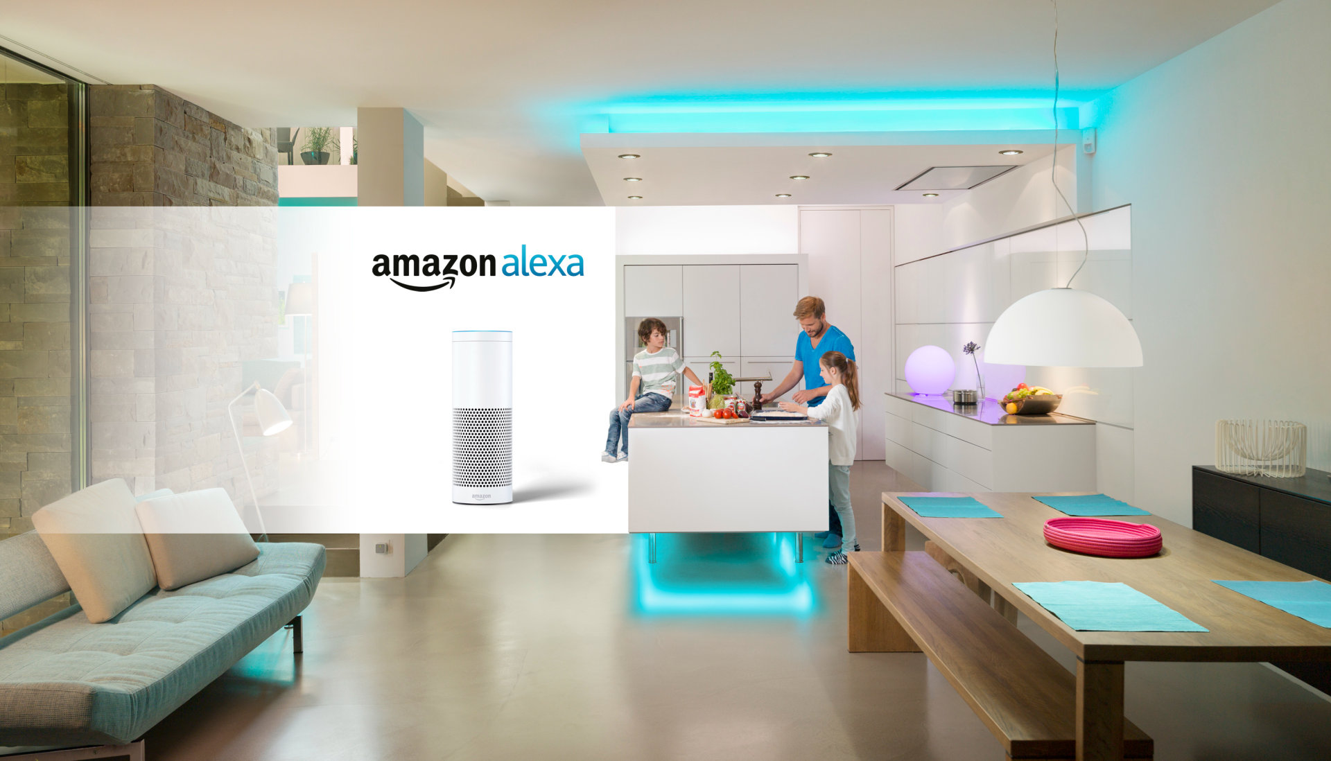 Amazon Alexa Ledvance Smart+