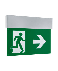 EMERGENCY EXIT SIGN HB 27M