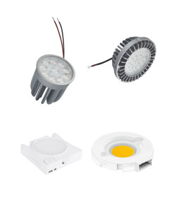 Light Engines en modules voor spots, downlights en wandarmaturen