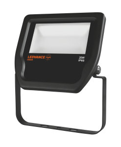 LED floodlight luminaires