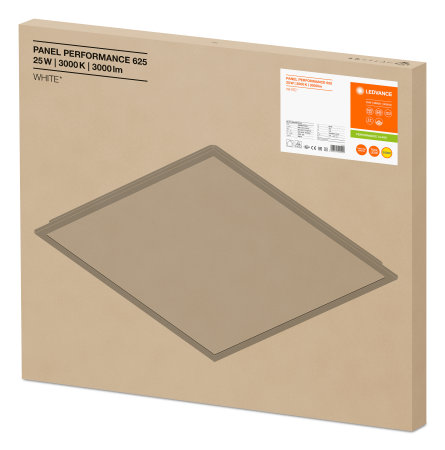 Packaging image, spacial