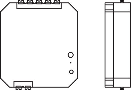 Product line drawing - technical
