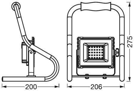 Product line drawing